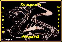 Award from the Dragon